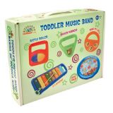 Hohner 5 Piece Toddler Music Band