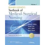 Brunner & Suddarth's Textbook of Medical-Surgical Nursing 12th Edition ((Two Volume Set +Online Course)