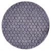 Dura-Grip(TM) Heavy Duty 2″ Round, 1/2″ Thick Non-Slip Rubber (No glue or nails) Furniture Floor Pads, Protectors-Set of 8
