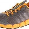 adidas Men's Clima Warm Blast M Running Shoe,Sharp Grey/Iron Metallic/Bright Gold,10 M US
