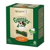 Greenies Tub-Pak Treat for Dogs, 27-Ounce, Petite