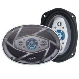 1200 Watt 6×9″ Car Audio Stereo Coaxial Speakers 1200W Pair 8-Way 6 x 9″
