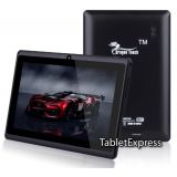 "7"" A13 Google Android 4.0 AllWinner Tablet Boxchip Cortex A8 1.2Ghz MID Capacitive Touch Screen G-sensor WIFI, Camera, Skype Video Calling, Netflix, Flash Supported Dragon Touch(TM) MID7134B [By TabletExpress] (4GB Black)"
