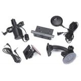 Sirius SADV2 Universal Dock-and-Play Vehicle Kit with PowerConnect (Black)