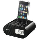 Sony ICFC05iPBLK Clock Radio for iPod (Black)
