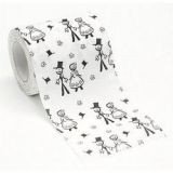 Wedding Print Toilet Paper