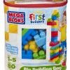 Megabloks 80 Pc Large Classic Bag