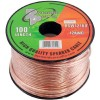 Pyramid RSW12100 12-Gauge 100-Foot Spool of High-Quality Speaker Zip Wire