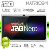 7″ Matricom .TAB Nero Tablet PC – Android 4 Capacitive Multi-Touch 4GB (White)