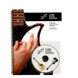 First Act Learn and Play Guitar Book and Audio
