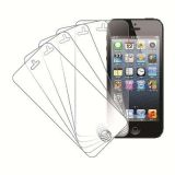 MPERO® 5 Pack of Screen Protectors for New Apple iPhone 5