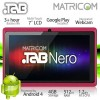 7″ Matricom .TAB Nero Tablet PC – Android 4 Capacitive Multi-Touch 4GB (Pink)