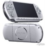 PSP 3000 Mystic Silver